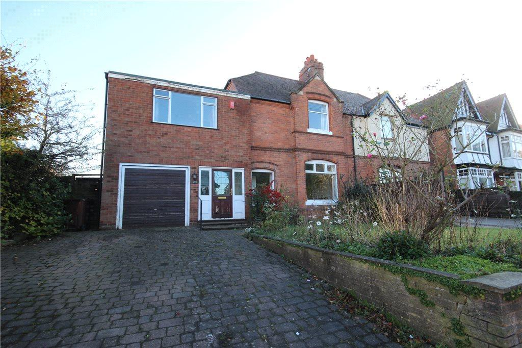 4 Bedrooms Semi Detached House for sale in Kineton Green Road, Solihull, West Midlands, B92
