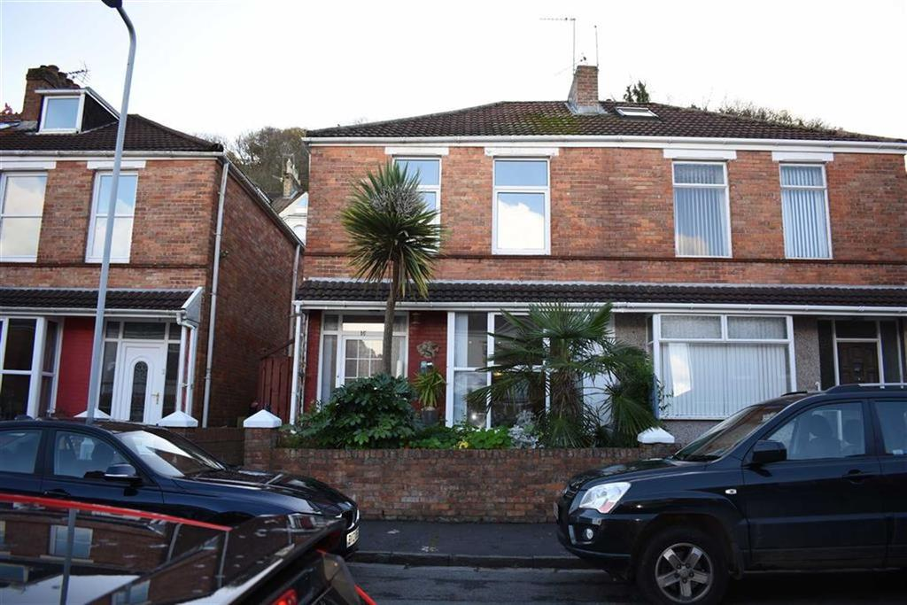 2 Bedrooms Semi Detached House for sale in Park Avenue, Mumbles, Swansea