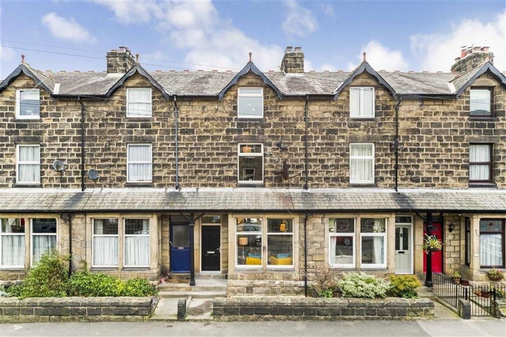 4 Bedrooms Terraced House for sale in Manor Street, Otley, West Yorkshire