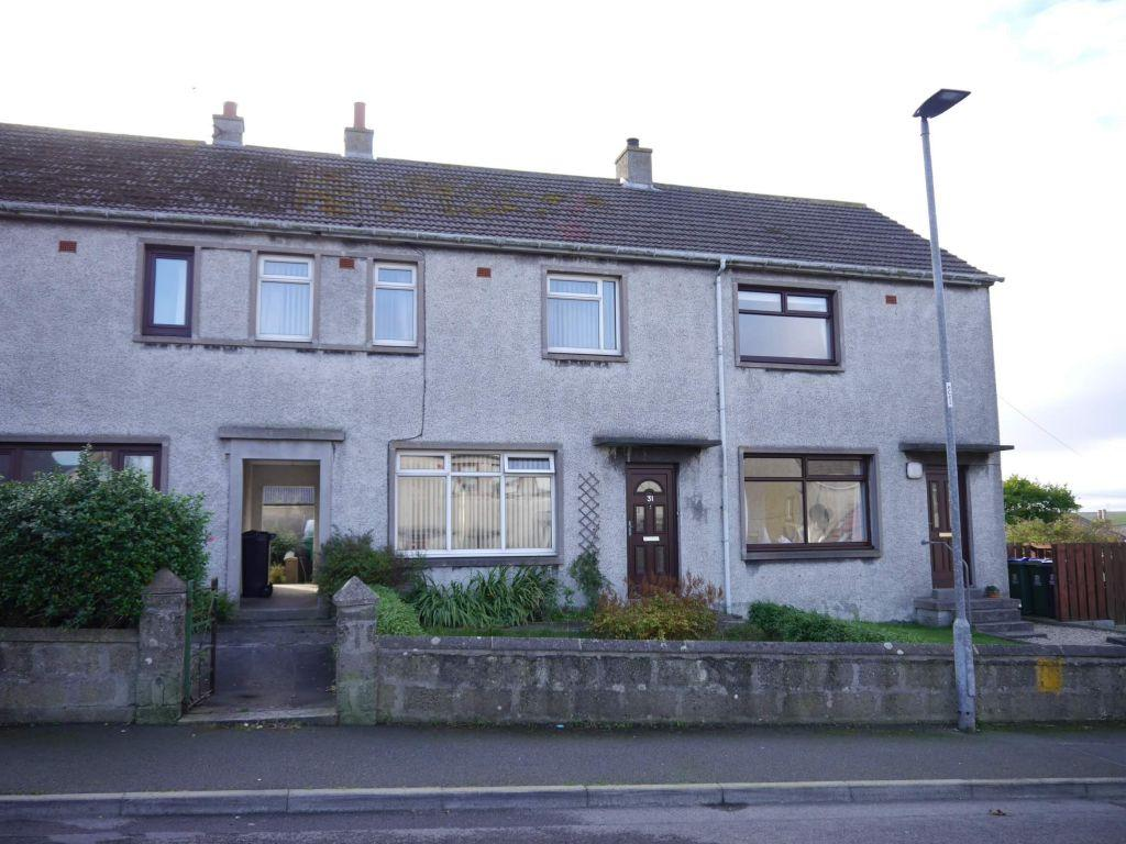 3 Bedrooms Terraced House for sale in 31 Buttquoy Crescent, Kirkwall, Orkney, KW15 1JH