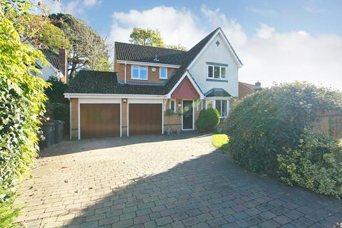 4 bedroom detached house for sale - ROWNHAMS