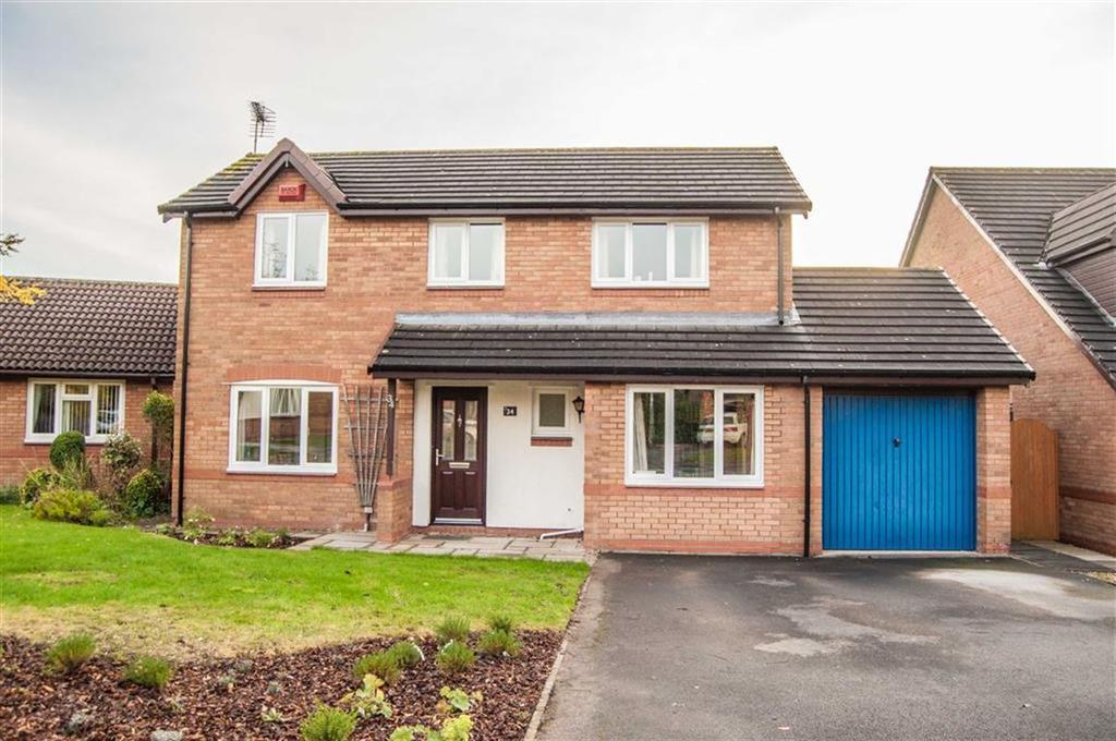 4 Bedrooms Detached House for sale in Robinsons Croft, Great Boughton, Chester