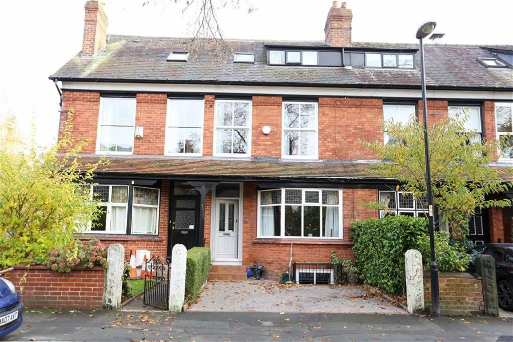 4 Bedrooms Terraced House for sale in Claremont Grove, Didsbury, Manchester