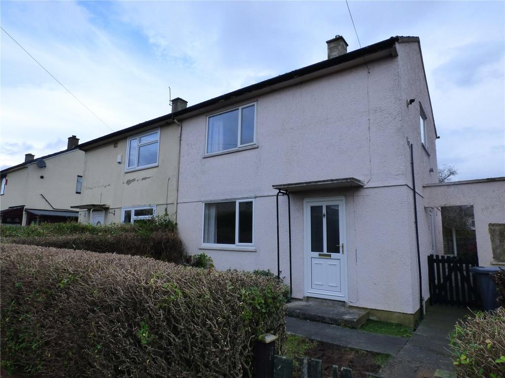 2 Bedrooms Semi Detached House for sale in Foldings Grove, Scholes, BD19