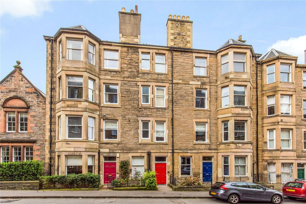 5 Bedrooms Flat for sale in 8 (3F3) Montpelier, Bruntsfield, Edinburgh, EH10