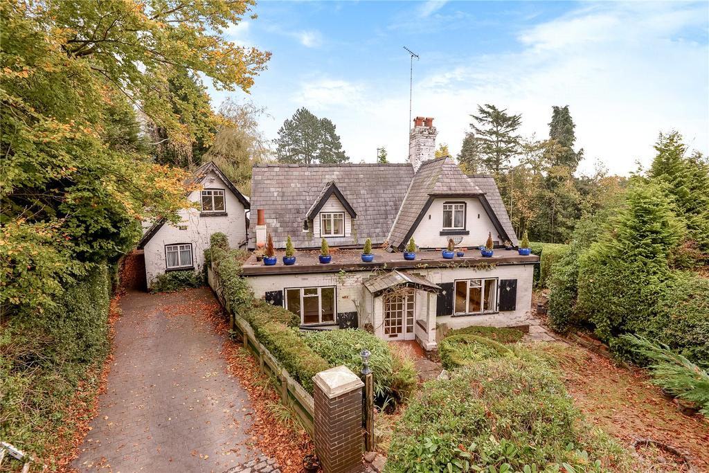 4 Bedrooms Unique Property for sale in Wilmslow Park North, Wilmslow, Cheshire, SK9