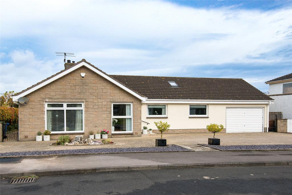 4 Bedrooms Detached Bungalow for sale in The Pastures, Berwick-upon-Tweed, Northumberland
