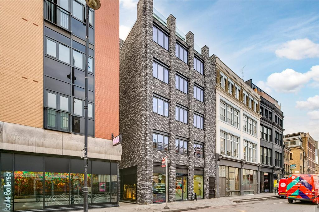 Mills Court Curtain Road Shoreditch London 2 Bed Flat 2817