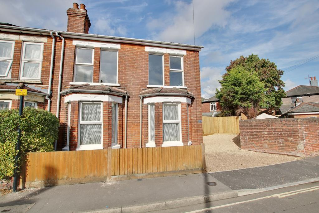 2 Bedrooms End Of Terrace House for sale in Shirley, Southampton