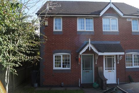 2 bedroom semi-detached house to rent - Lascelles Drive, Pontpennau, Pontprennau, Cardiff CF23