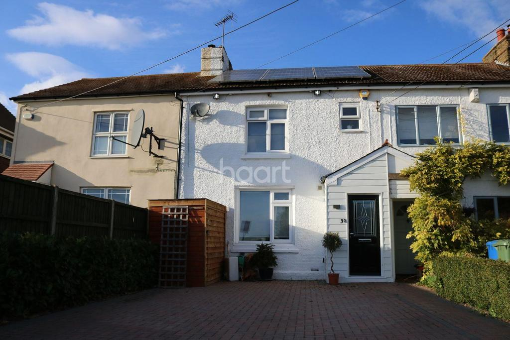 3 Bedrooms Terraced House for sale in Scocles Road, Minster on Sea