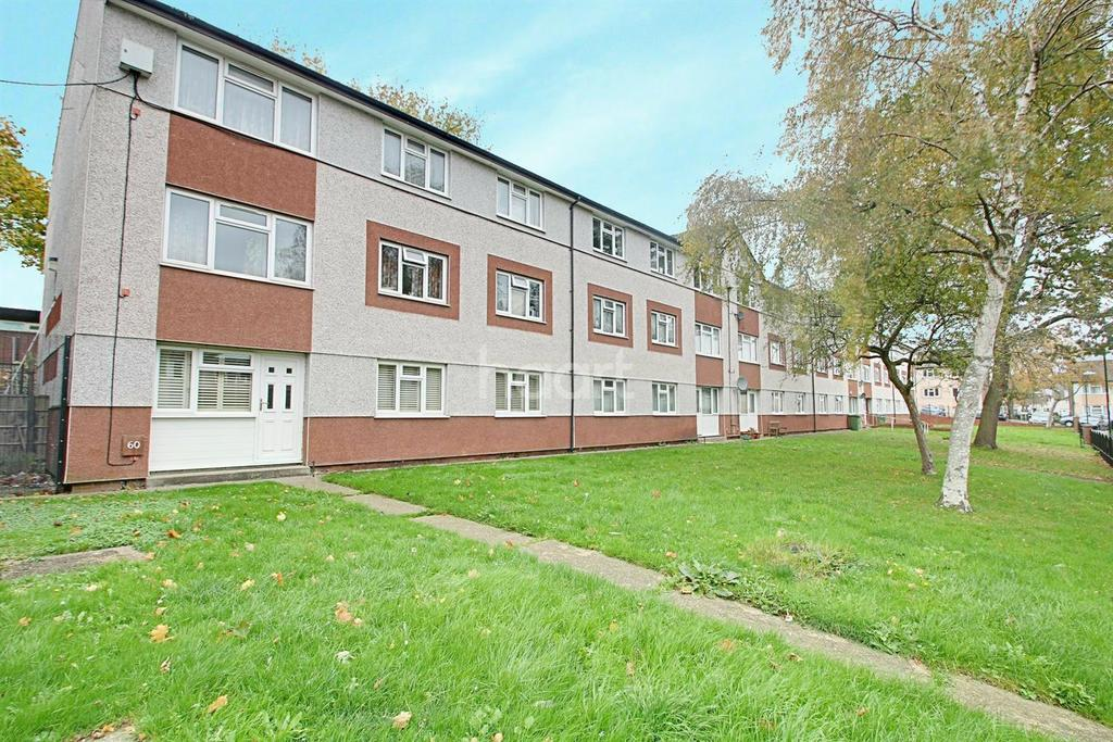 2 Bedrooms Flat for sale in Rushworth Close, Nottingham