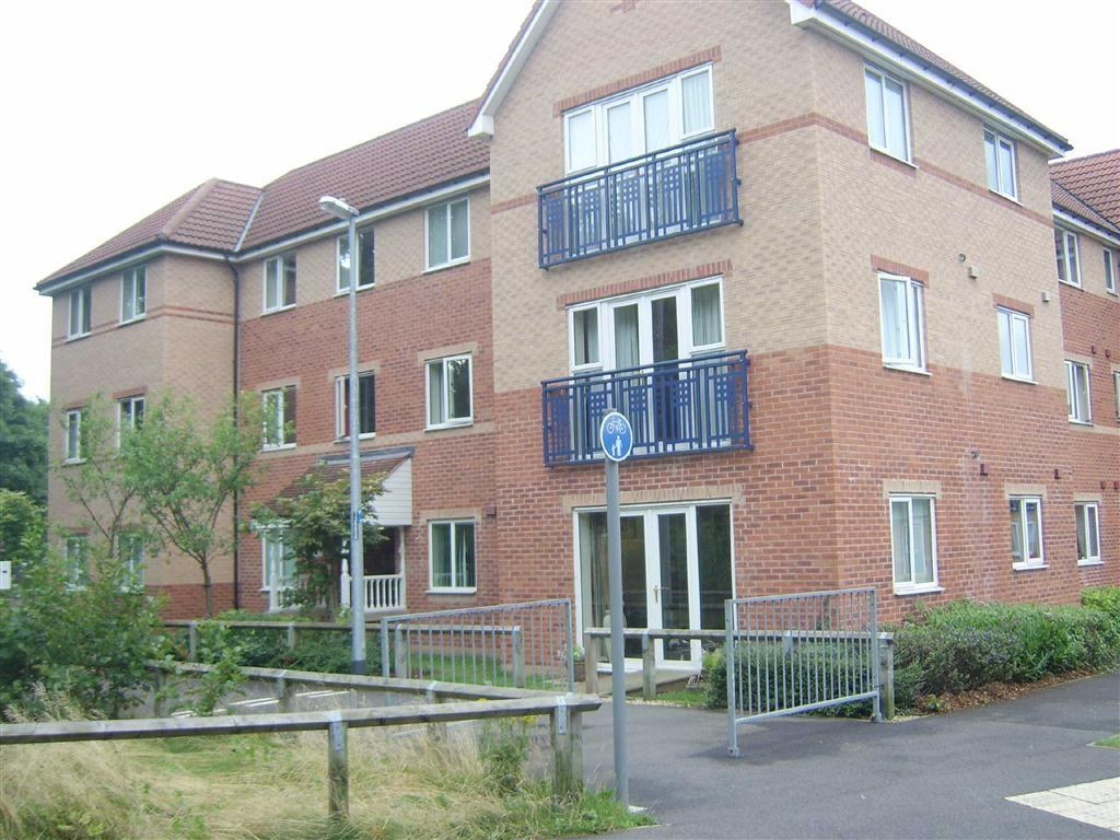 2 Bedrooms Apartment Flat for rent in Oliver House, Wain Avenue, Chesterfield, S41