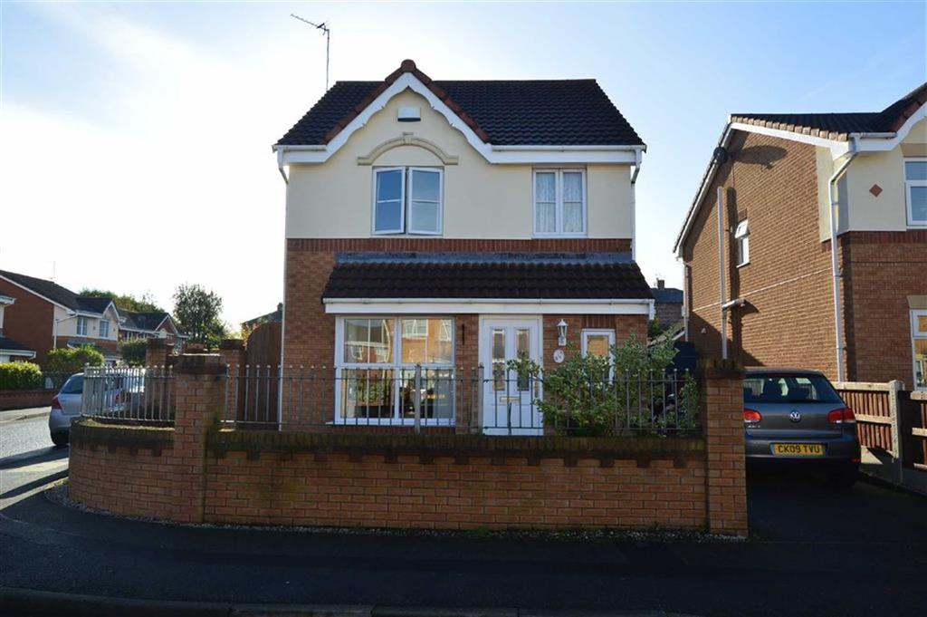3 Bedrooms Detached House for sale in Warrender Drive, Prenton, CH43
