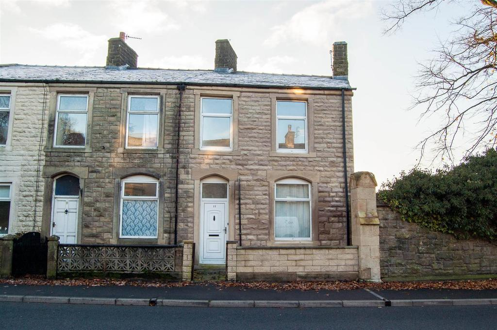 2 Bedrooms Terraced House for sale in Blackburn Road, Padiham, Burnley