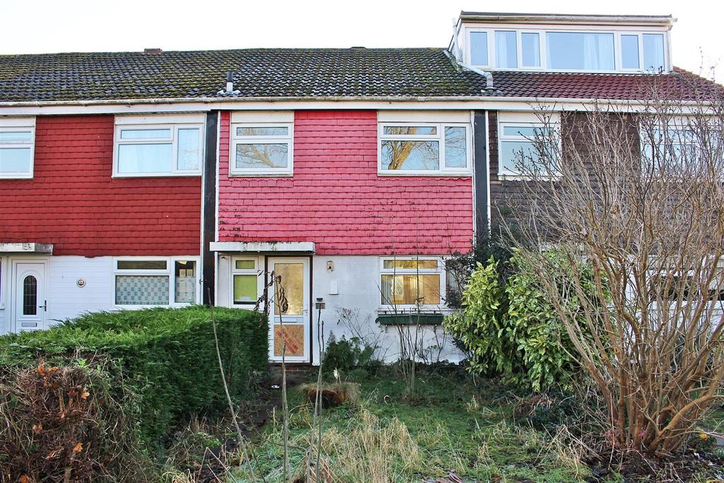 3 Bedrooms Terraced House for sale in Westfields, St. Albans