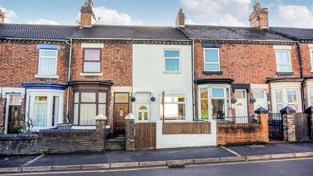 3 Bedrooms Terraced House for sale in Williamson Street, Tunstall, Stoke-On-Trent