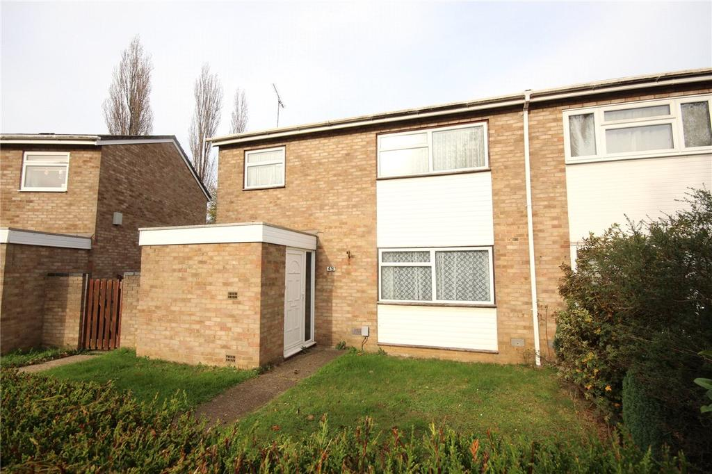 3 Bedrooms End Of Terrace House for sale in Tansycroft, Welwyn Garden City, Hertfordshire
