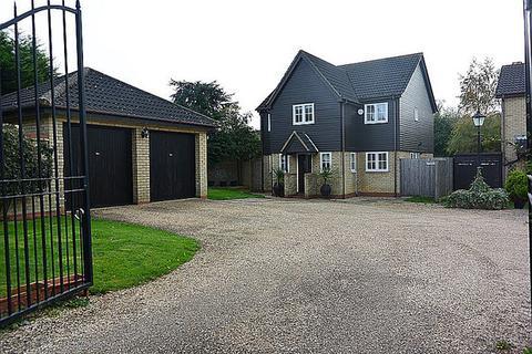 4 bedroom detached house for sale - Laneside Hollow, East Hunsbury, Northampton, NN4