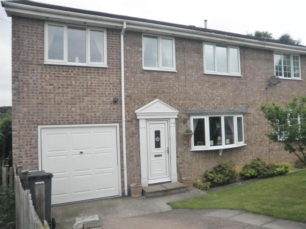 4 Bedrooms Detached House for sale in Ings Mill Avenue, Clayton West, HD8 9QG
