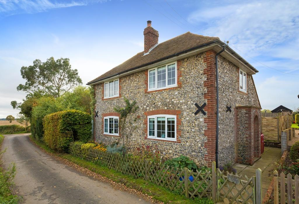 3 Bedrooms Detached House for sale in Church Lane, Stelling Minnis, Canterbury, CT4