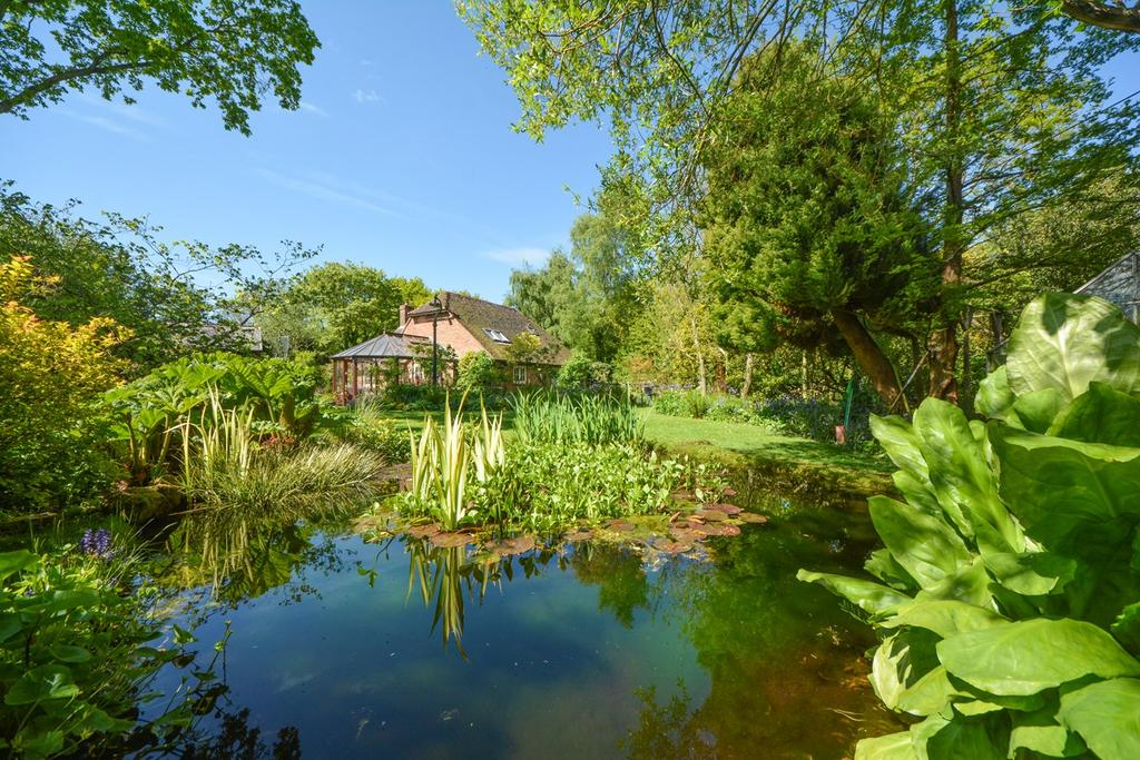4 Bedrooms Detached House for sale in Bossingham Road, Stelling Minnis, Canterbury, CT4