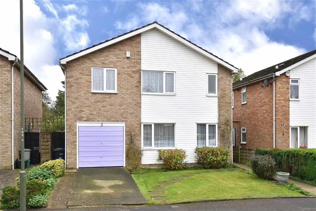 4 Bedrooms Detached House for sale in Fenn Close, Bromley, Kent