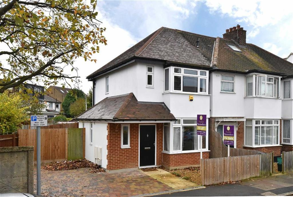 2 Bedrooms End Of Terrace House for sale in Gundulph Road, Bromley, Kent