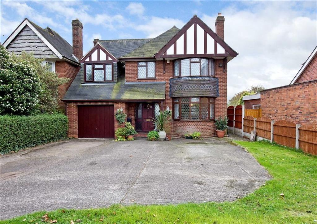 4 Bedrooms Detached House for sale in 17, Ounsdale Road, Wombourne, Wolverhampton, South Staffordshire, WV5