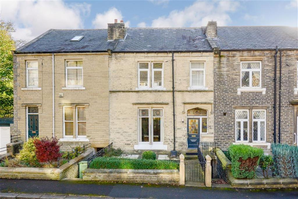 4 Bedrooms Terraced House for sale in Armitage Road, Milnsbridge, Huddersfield, HD3