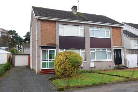3 bedroom semi-detached villa for sale - 11 Dunvegan Drive, Bishopbriggs, Glasgow, G64 3LB