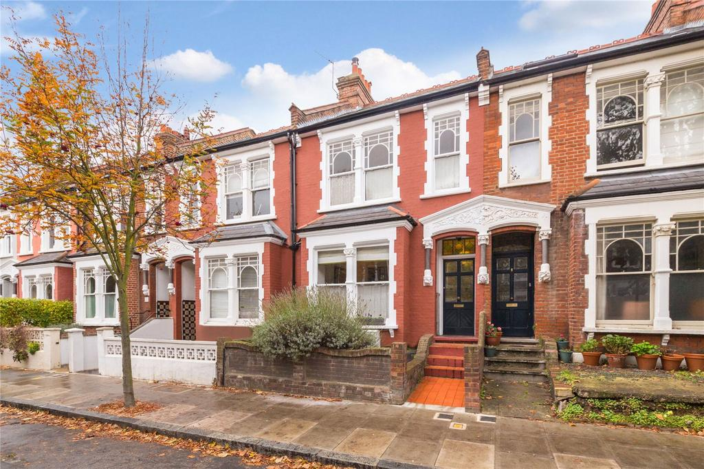 5 Bedrooms Terraced House for sale in Harberton Road, Whitehall Park, London