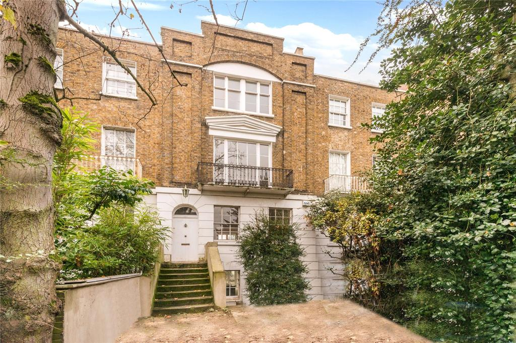 4 Bedrooms Terraced House for sale in Haverstock Hill, Belsize Park, London