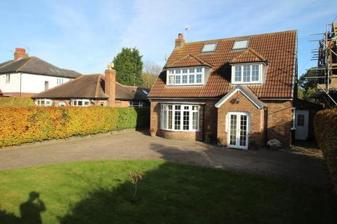 4 bedroom detached house to rent - STATION ROAD, UPPER POPPLETON, YORK, YO26 6PX