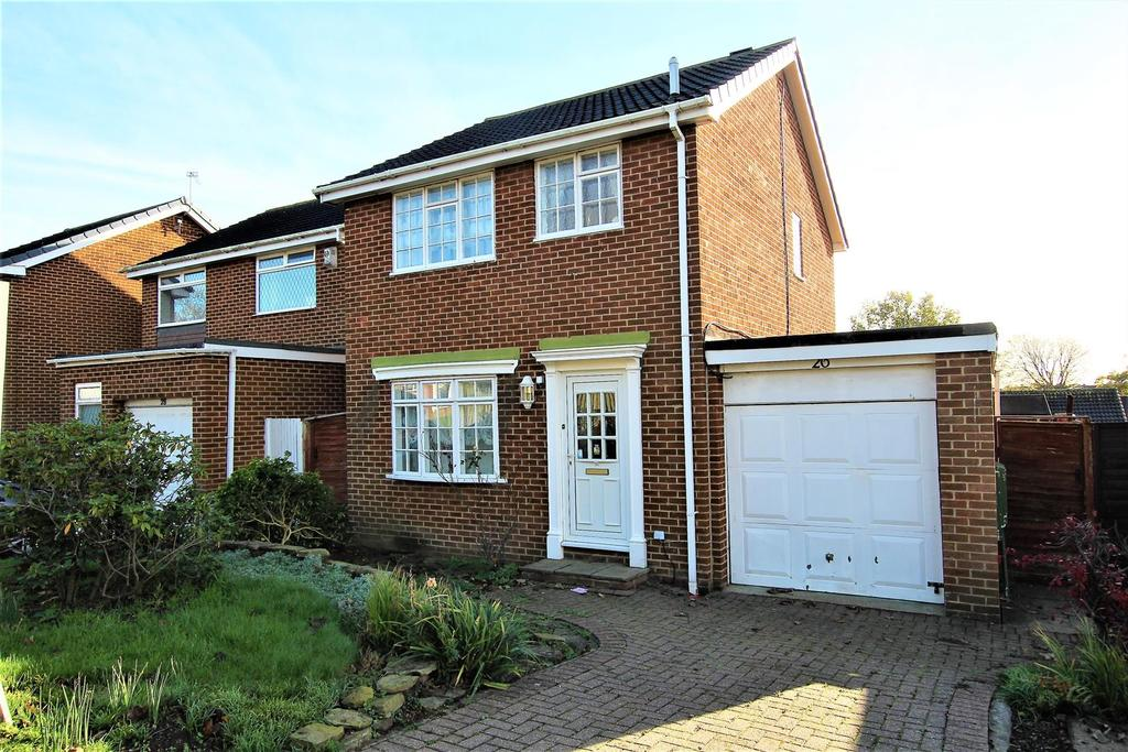 3 Bedrooms Detached House for sale in Coatham Vale, Eaglescliffe