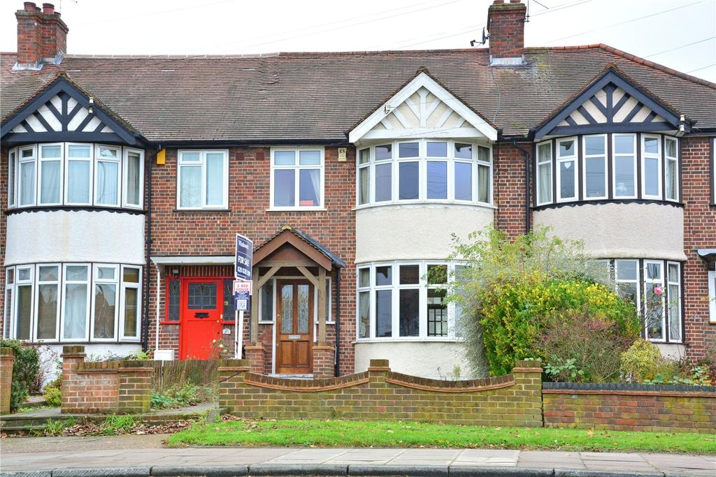 3 Bedrooms Terraced House for sale in Green Lane, Chislehurst, BR7