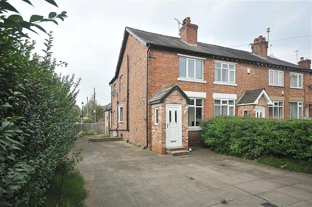 2 Bedrooms End Of Terrace House for sale in Thorley Terrace, Mobberley
