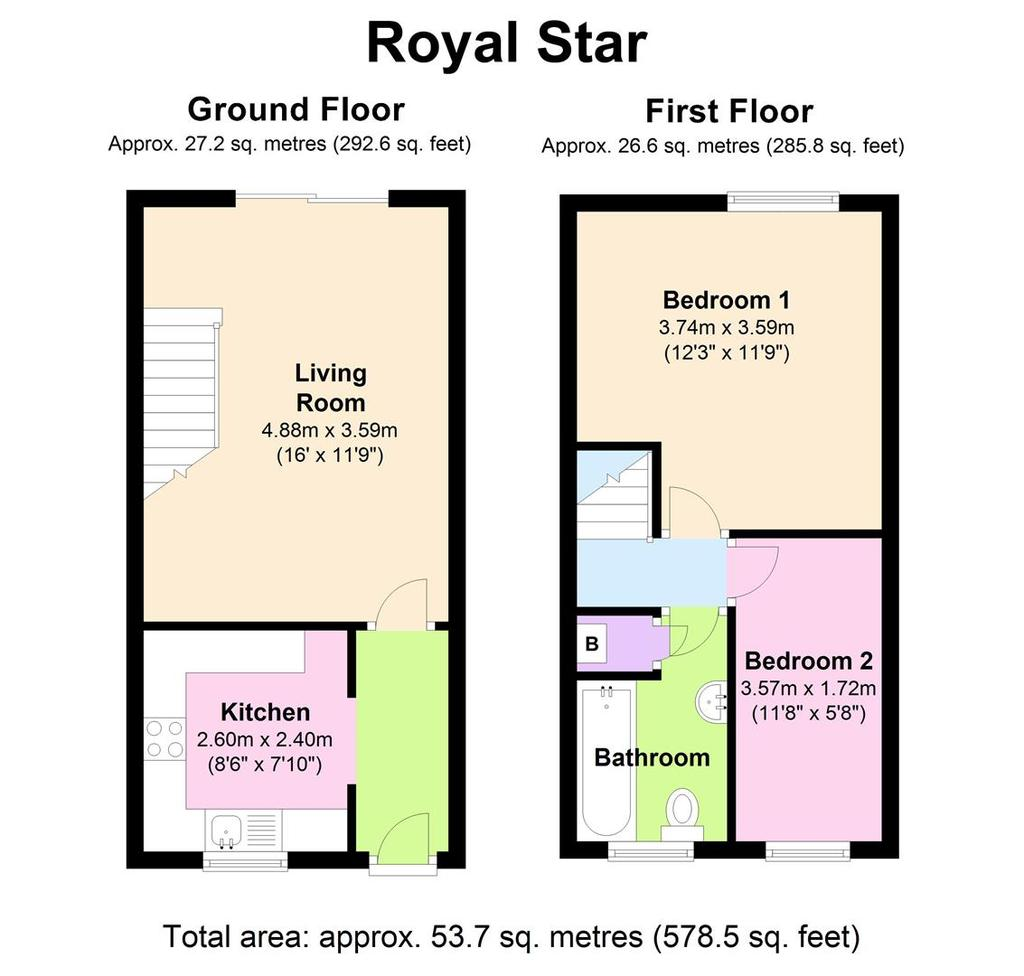 Floorplan: 25 Royal Star   Floorplan.JPG