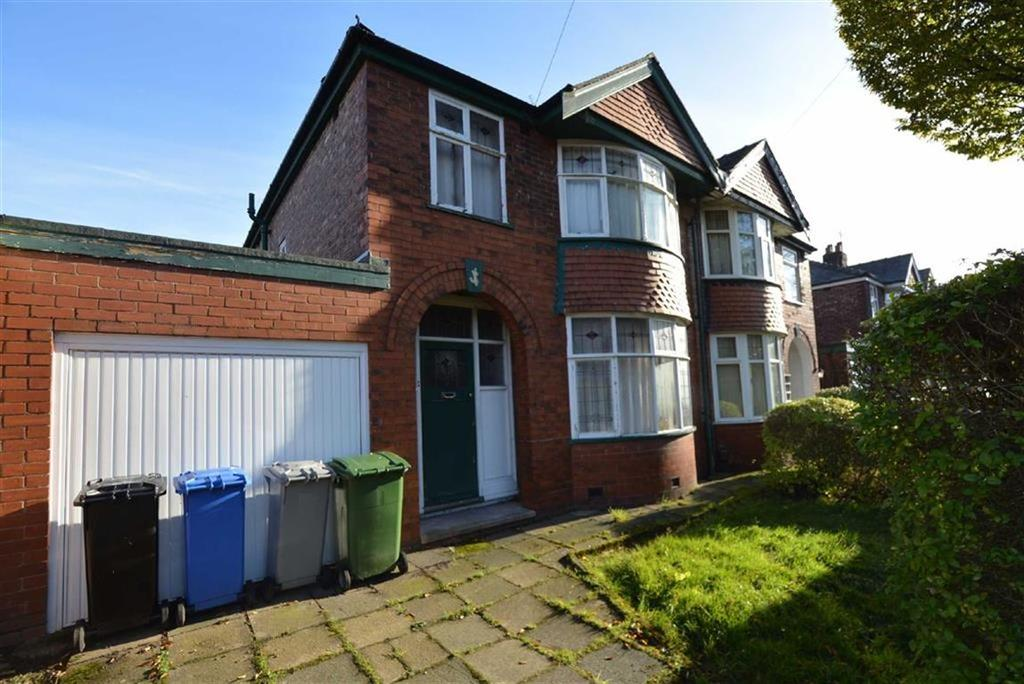 3 Bedrooms Semi Detached House for sale in Rochester Road, Manchester