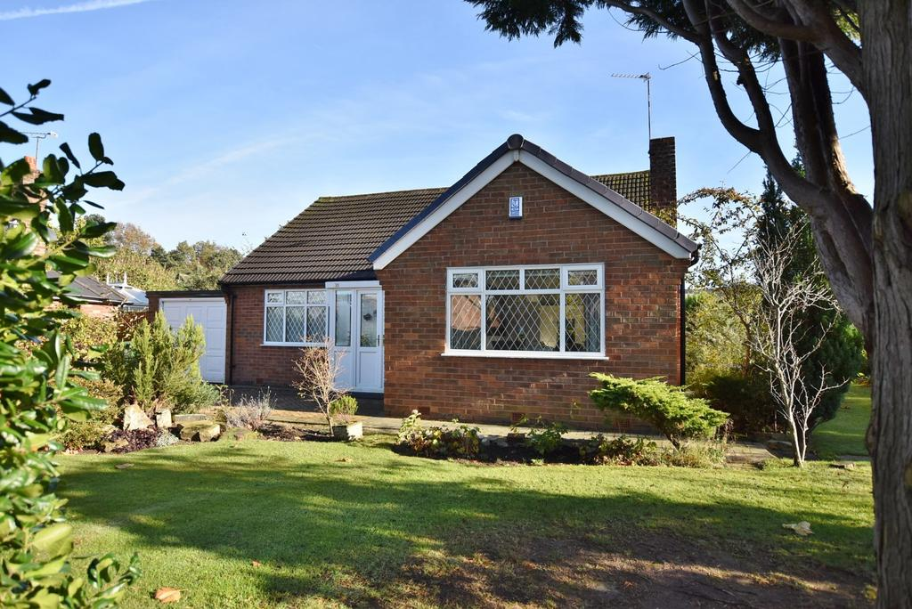 4 Bedrooms Detached Bungalow for sale in Greengate, Hale Barns