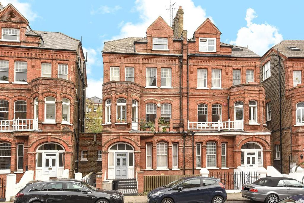 2 Bedrooms Flat for sale in Mornington Avenue, West Kensington