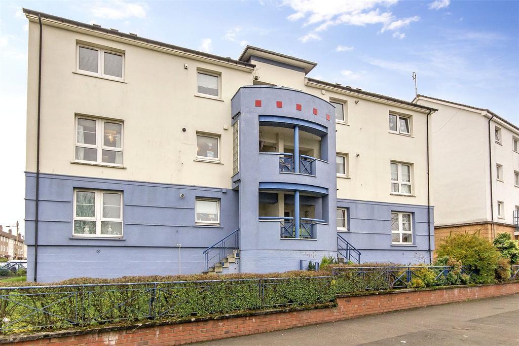 2 Bedrooms Flat for sale in 0/2, 63 Arnprior Road, Castlemilk, Glasgow, G45