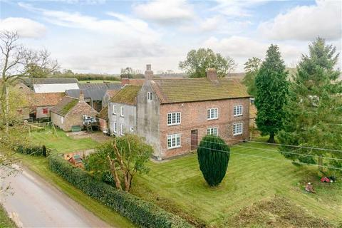 5 bedroom farm house for sale - Wellfield Farm, Whenby, York, North Yorkshire