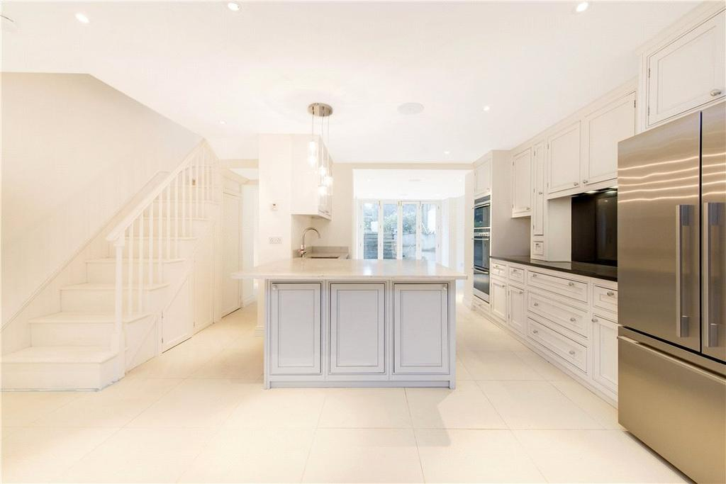 4 Bedrooms Terraced House for sale in Haverstock Hill, Belsize Park, London, NW3