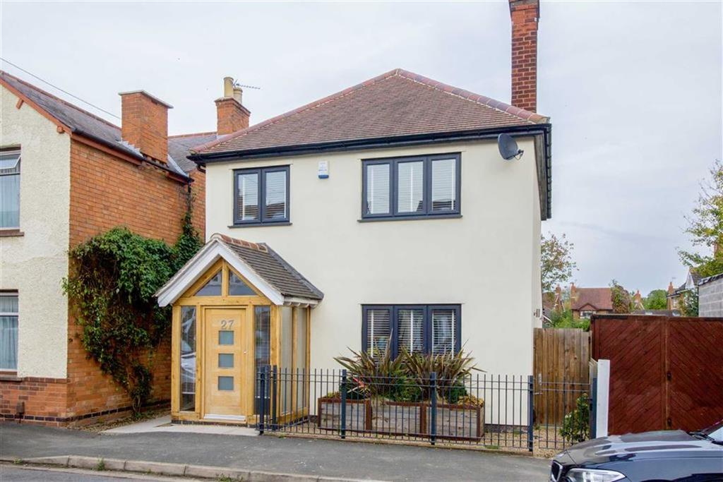 3 Bedrooms Detached House for sale in Mansfield Street, Quorn, LE12