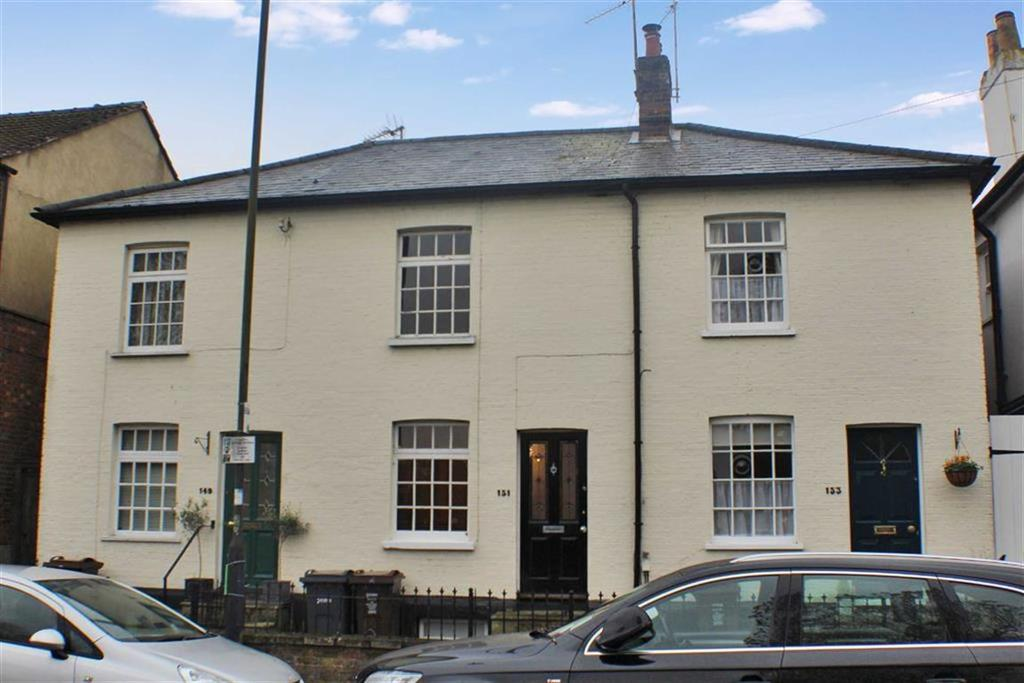 2 Bedrooms Terraced House for sale in Verulam Road, St Albans, Hertfordshire