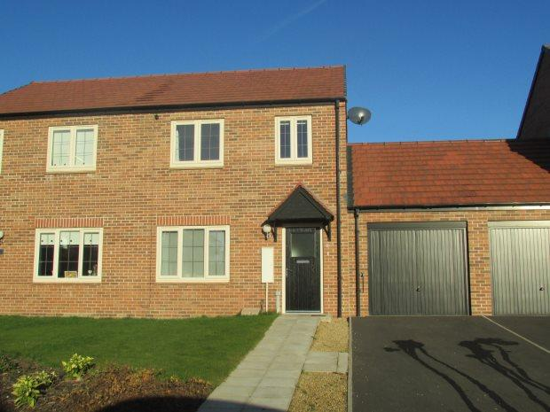 3 Bedrooms Semi Detached House for sale in OSPREY WAY, BISHOP CUTHBERT, HARTLEPOOL