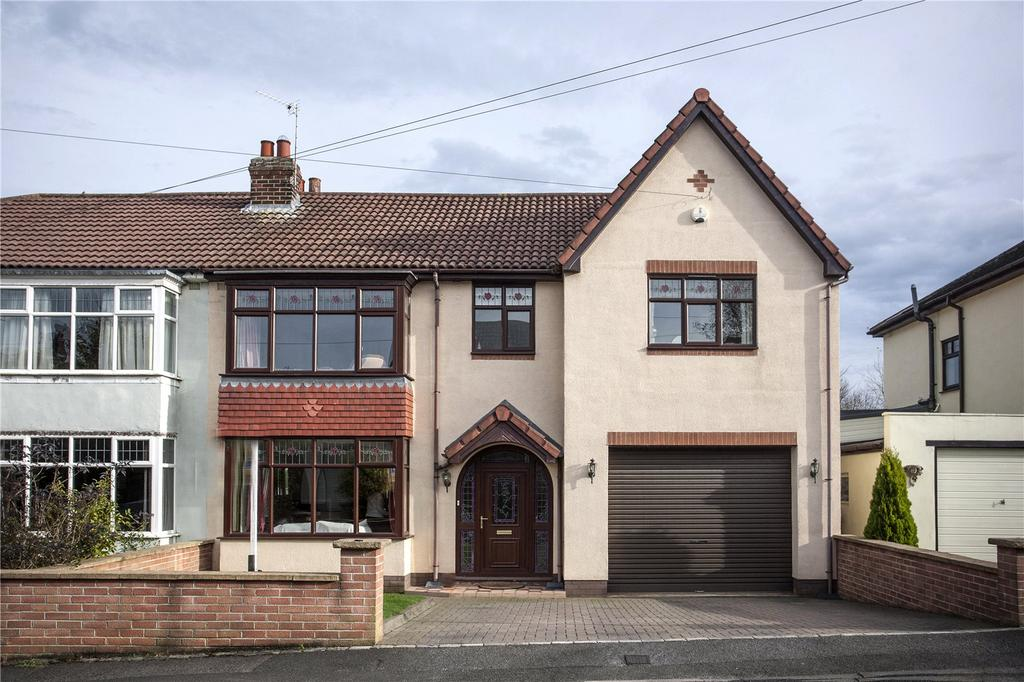 4 Bedrooms Semi Detached House for sale in Cedar Drive, Durham, DH1