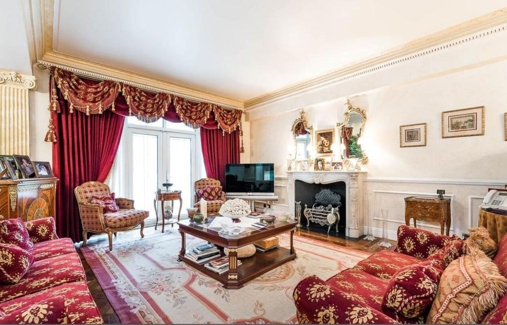 6 Bedrooms Apartment Flat for sale in Kingston House, Prince's Gate