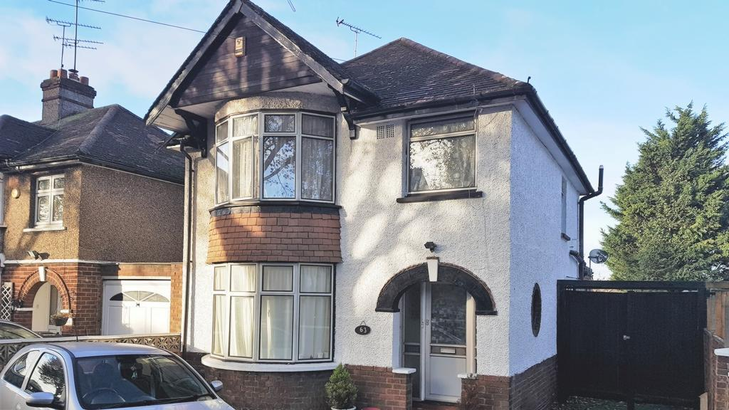 3 Bedrooms House for sale in Limbury Road, Leagrave, LU3